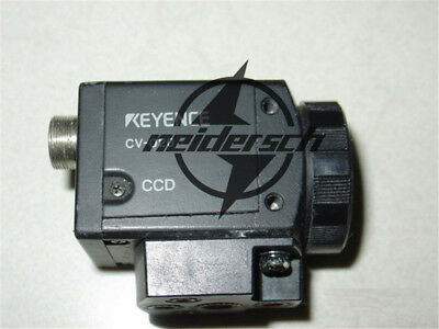 1PCS USED KEYENCE CV-020 CCD CAMERA Tested
