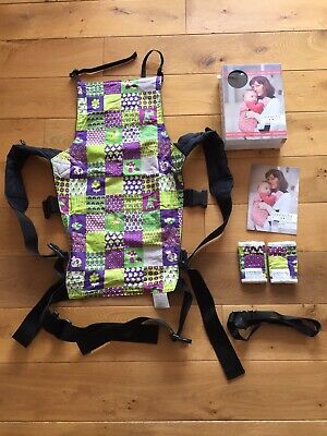 Connecta Baby Carrier Birth To Toddler