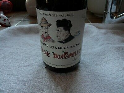 bouteille don camillo et peppone