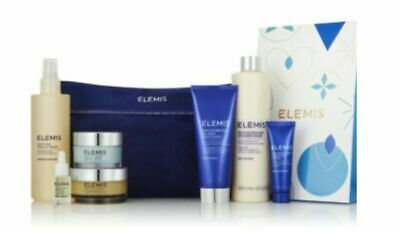 Elemis 7 Piece Pro-Collagen Gift of Gorgeous Skin Collection With Gift Box & Bag