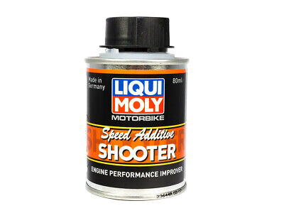Liqui Moly Motocicletta Velocità Shooter Moto Additivo Speedadditiv 80 ML