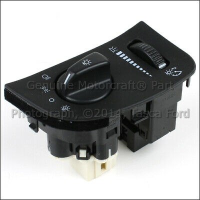 New OEM Headlight Switch 2007-2011 Ford Crown Victoria Mercury Grand Marquis