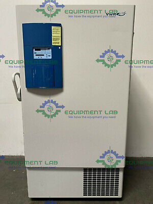 VWR 5606 -86ºC Ultra Low Laboratory Cryogenic Freezer 23 CU FT 230V