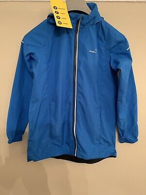 Ron Hill Junior Boys Everyday Running Jacket - Size Age 9/10 - BNWT- RRP £33.00