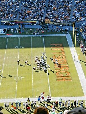 Steelers vs Browns  2 tix Aisle Upper Level Under Cover