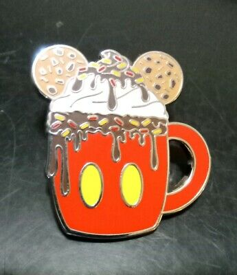 Disney Parks Happy Holiday Hot Cocoa pin Disney Pin Mystery box Mickey Mouse