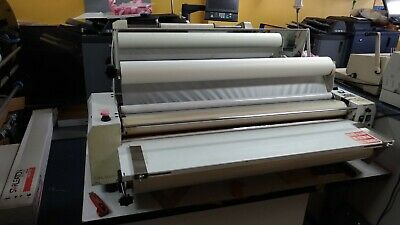Laminating Machine for Posters, Maps. Hot Laminator. 1000mm wide format
