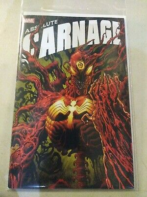 AC MARVEL COMICS 10//16//2019 EB86 ABSOLUTE CARNAGE #4 OF 5