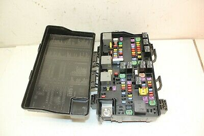 2015 Jeep Grand Cherokee Pdc Power Distribution Center Fuse Box   (107)