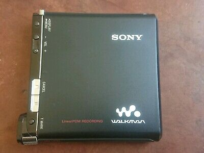 Sony Rare MZ RH1 Hi-Md Walkman MD Player Working Tested as new condition