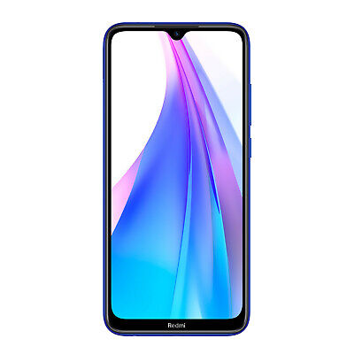 XIAOMI Redmi Note 8T, 64 GB, Starscape Blue
