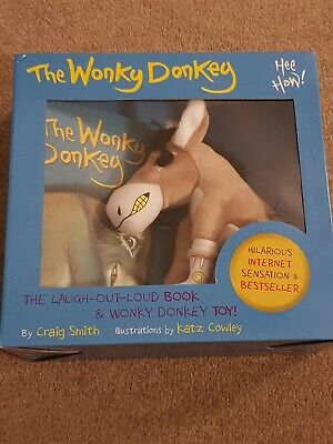 The Wonky Donkey Book And Toy