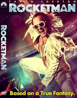 Rocketman (2019) DVD