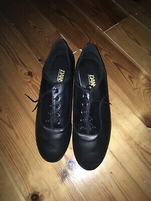 Latin Dance Shoes Size 10