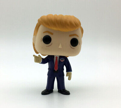 Funko Pop Donald Trump President Campaign 2016 # 02 Vinyl Figure New with Box