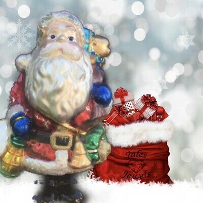 Glass Blown Santa - Thomas Pacconi