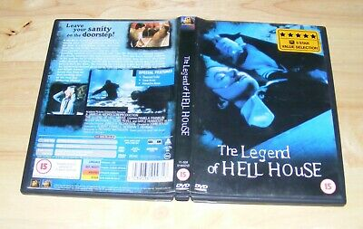 The Legend of Hell House  (1973)  (DVD, 2003)  Horror Film