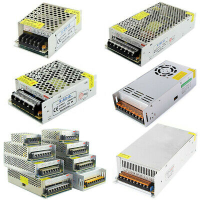 AC 110-220V TO DC 48V 7.5A/10A/12A /15A/20.8A Transformer Regulated Power Supply