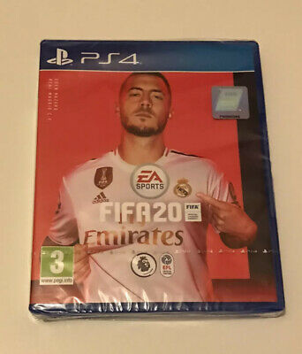 FIFA 20 (PS4) Game | BRAND NEW SEALED | PlayStation 4