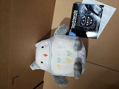 Tommee Tippee Grofriend Ollie The Owl Sleep Aid Sound and Night Light, Grey.