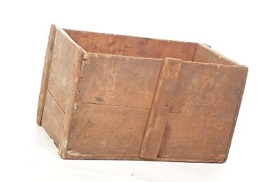 Beautiful Old Wooden Box Box Wood Art Deco ´S Vintage