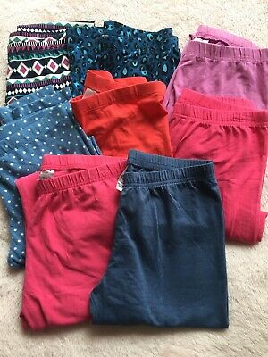 Assorted Girls Leggings Size 14, Excellent Condition