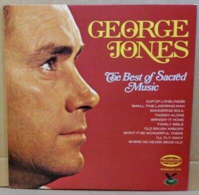 George Jones . The Best of Sacred Music. I'll Fly Away . 1984 Musicor / Gusto LP