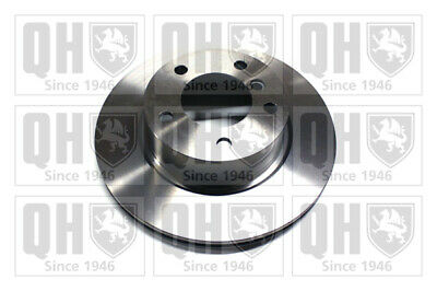 2x Brake Discs Pair Vented fits BMW 118 E81 2.0 Front 06 to 11 N43B20A 292mm
