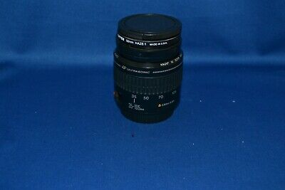 Canon EF 35-105mm f/4.5-5.6 ultrasonic compact zoom lens