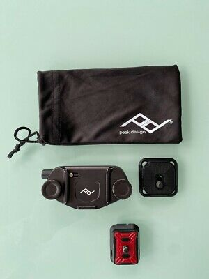 Peak Design Capture Camera Clip V3 - Black