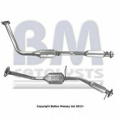 CATALYTIC CONVERTER TYPE APPROVED  BM91064H