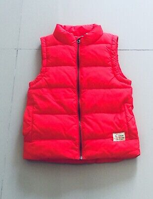 2x Country Road & Cotton On Kids Boys Puffer Vests Size 8-9