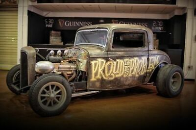 **Original** 1932 Ford Model B   Hot Rod Investment [ Needs To Be Seen] V8
