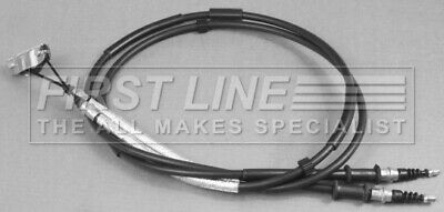Handbrake Cable FKB2983 First Line Hand Brake Parking 13255755 13332851 522042