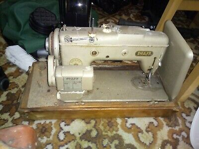 vintage sewing machine PFAFF KU52 Electronic industrial Retro Antique KU 52