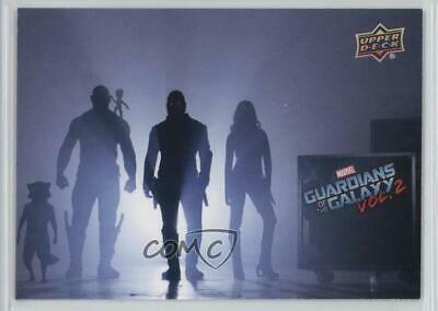 2017 Upper Deck Guardians of the Galaxy Volume 2 Purple 32/99 Movie Poster 1u0