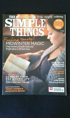 The Simple Things magazine bundle #6