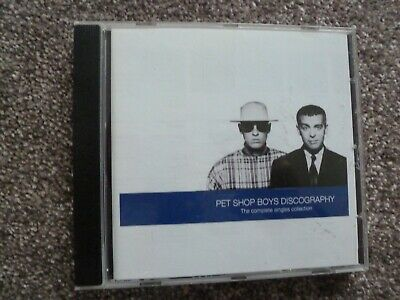Pet Shop Boys - Discography (The Complete Singles Collection, 2003)