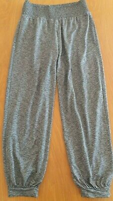 Beautiful silky NEXT GIRLS trousers 11 yrs GC
