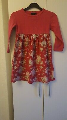 mini boden girls dress age 5-6