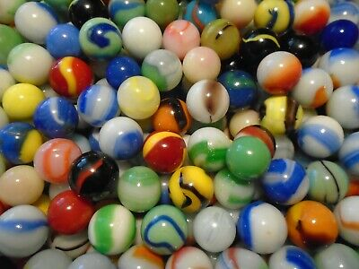 Older Mixed Marbles ~ 42