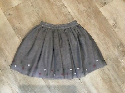 Girls  3 Pommes  Mesh Skirt. Party  Age 9/10 years