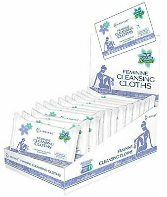 INTIMATE CLEANSING WIPES 36 CT LUCKY, Case Pack of 24