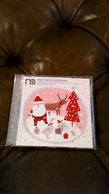 Mothercare My First Christmas CD