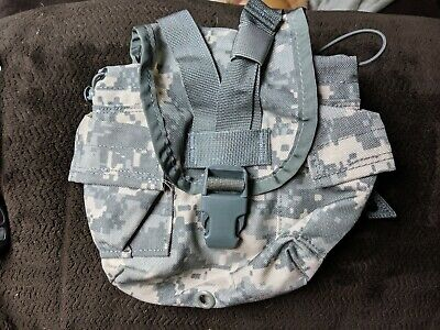 USMC Marine Corps Molle II 1 Qt Canteen//General Purpose Pouch NSN 8465015322303