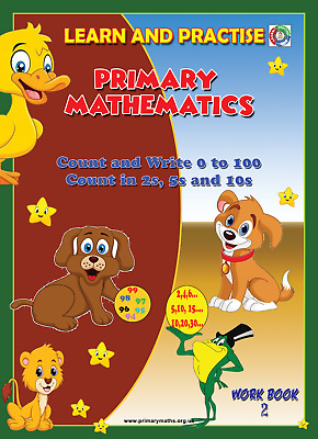 KEY STAGE 1, Primary Mathematics, WORKBOOK ~2 COUNT AND WRITE 0 TO 100
