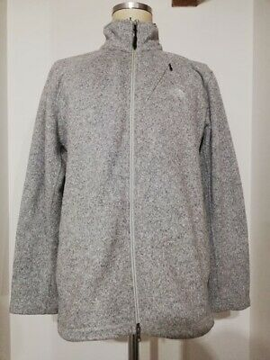 THE NORTH FACE giacca pile system trekking snow ice mont size L