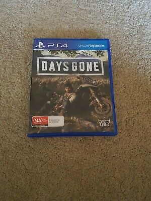 Days Gone PS4 Like New Condition
