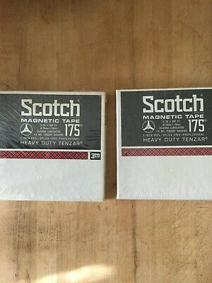 Scotch Magetic Tape 175 x2 sealed