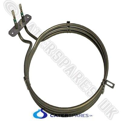 Universal Fan Oven Ring Heating Element 2 turn 2500w 2.5kw Adjustable